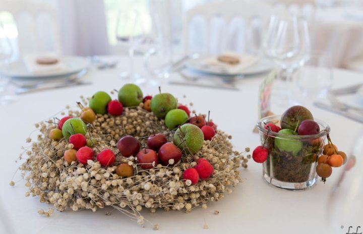 centre-table-mariage-automne-fruits-baies