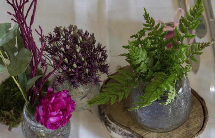 mariage-chateau-correze-decoration-table-violet