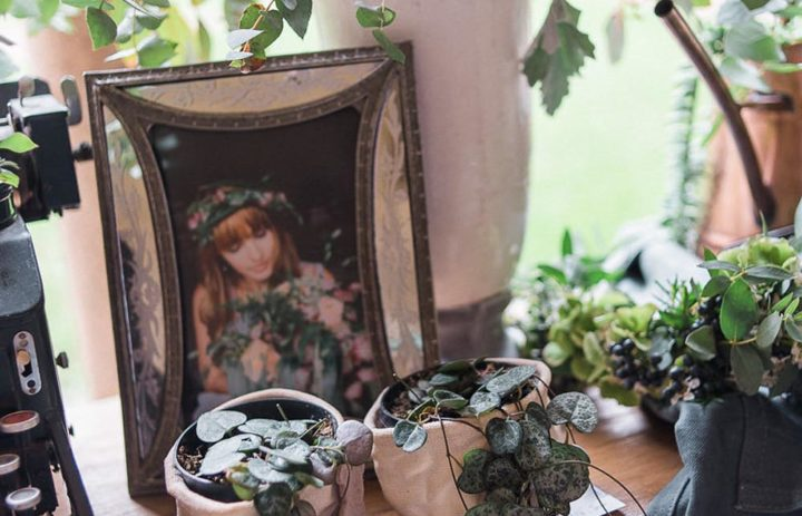 23-decoration-mariage-composition-florale-tulle