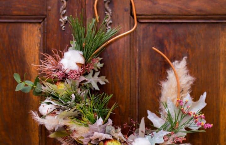 Corbeille floral suspendue bis