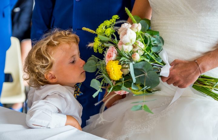 Bouquet petit garçon